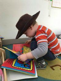 Ozzy reading