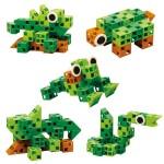 Click A Brick Rain Forest Rascals