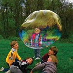 The World's Biggest Bubble